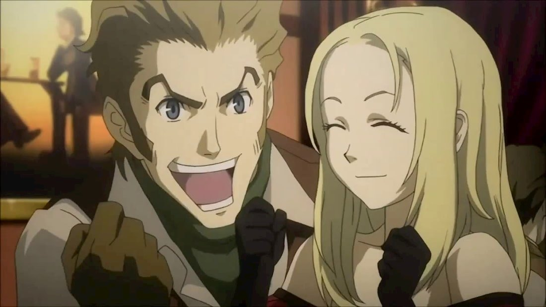 Isaac and Miria