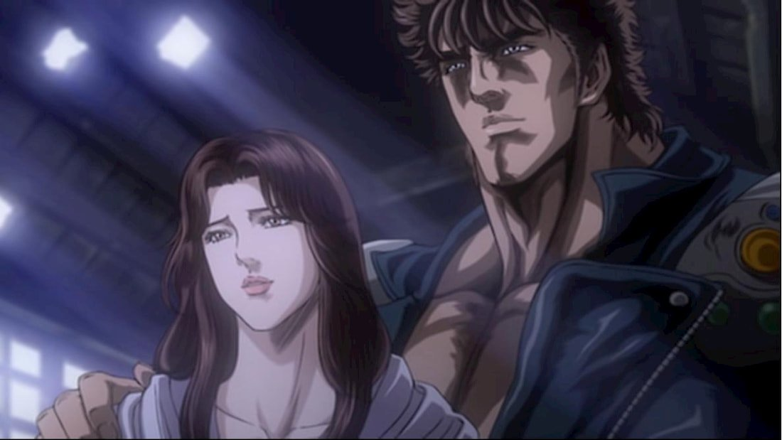 Kenshiro and Yuria