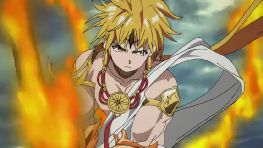 alibaba of magi: the labyrinth of magic